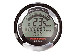 Trelock FC 845 GPS et compteur vélo sans fil 23 fonctions