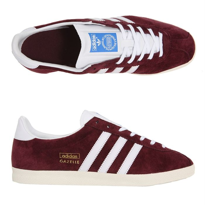 gazelle homme marron