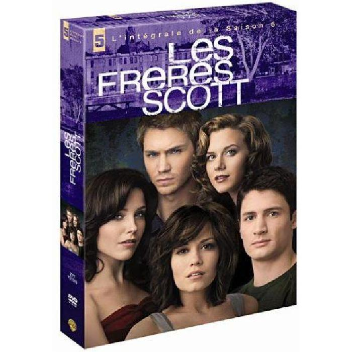 DVD Les frères Scott, saison 5 en dvd série pas cher Antwon Tanner