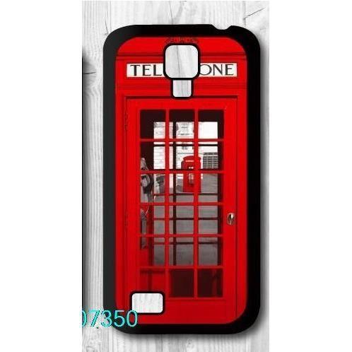 Coque samsung galaxy S4 mini cabine téléphone Achat coque bumper