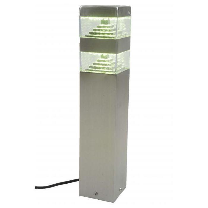 lampe LED «Resort» 60 cm Achat / Vente Luminaire extérieur inox LED