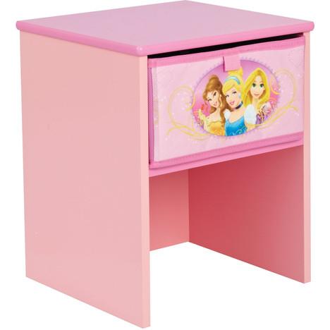 Table de chevet Princesses DISNEY pas cher à prix