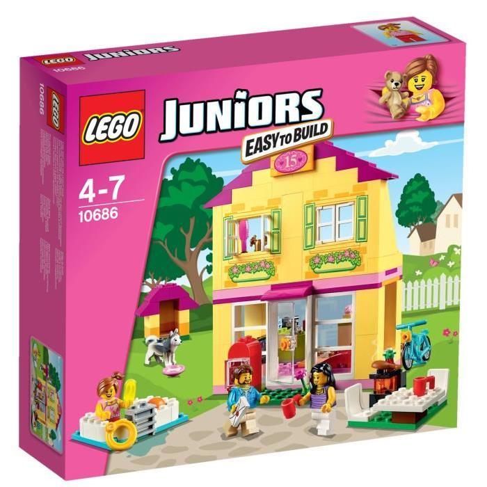 LEGO® Juniors 10686 La Maison Achat / Vente assemblage construction