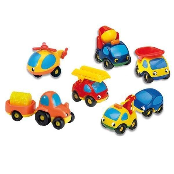 Vroom Planet Coffret Collector 8 Mini Bolides Achat / Vente voiture