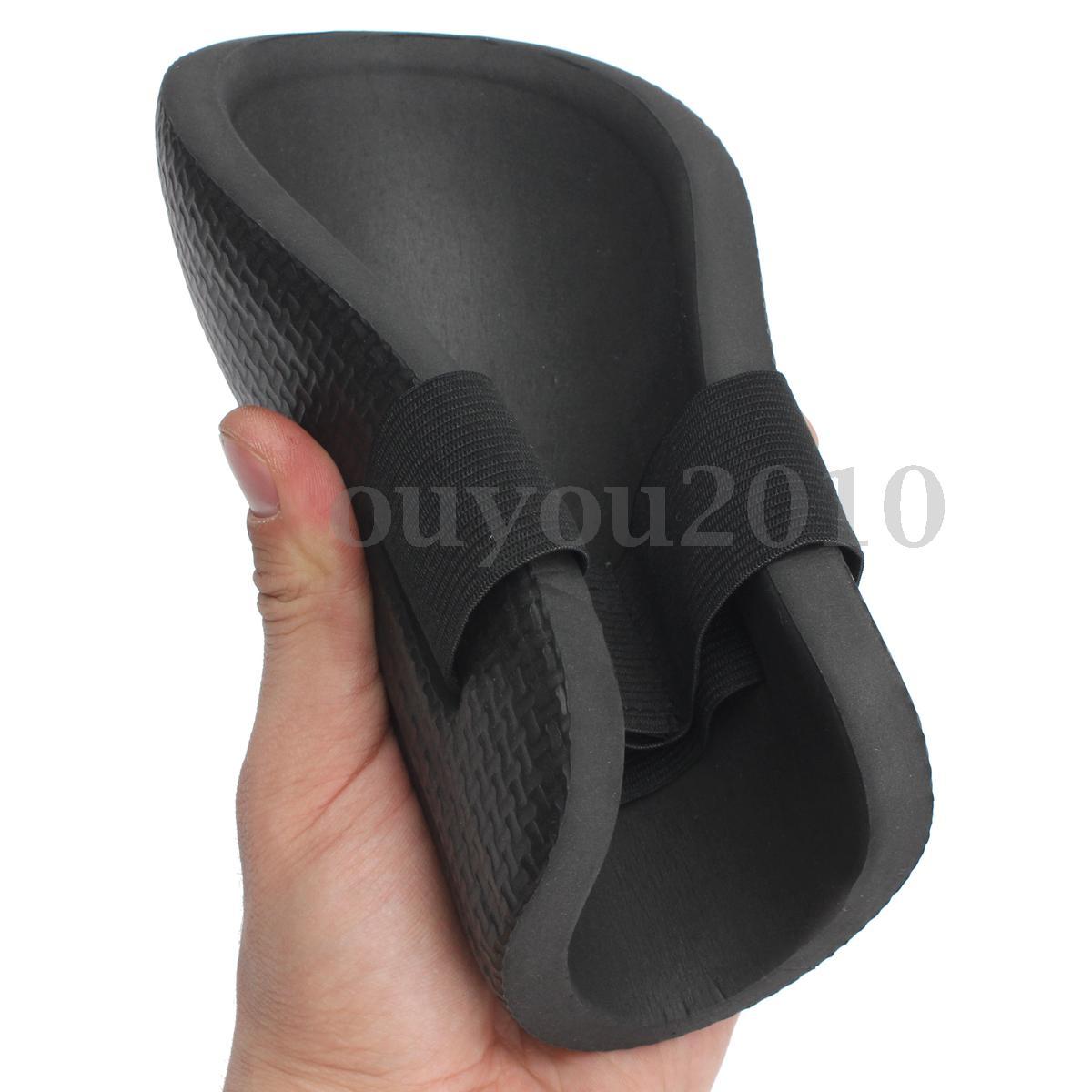 Paire Genouillère Genou Protection EN Mousse Travail Noir Foam Knee