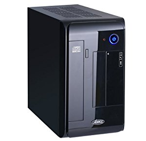 Advance 3906B Mini Itx Convertible Boitier PC d'ordinateur en