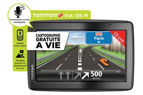 GPS Tomtom VIA 135 M CARTE à VIE VIA135M (3655806)  
