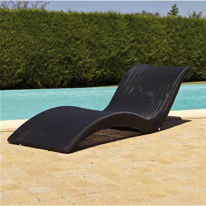 Achat / Vente chaise longue TRANSAT ZEN Soldes* d?été