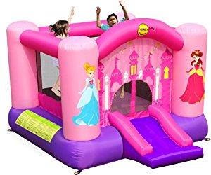 Aire De Jeux Gonflable Princesse (Import UK Prise Anglaise