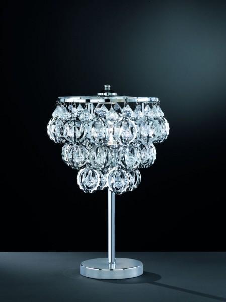 design lustre chrome lampe de chevet lampe bureau liseuse 28634