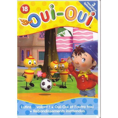 Oui Oui Volume 18 de Enid Blyton DVD Zone 2