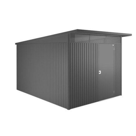 Abri métal Avantgarde XXL, 8.37 m² Ep.0.53 mm |