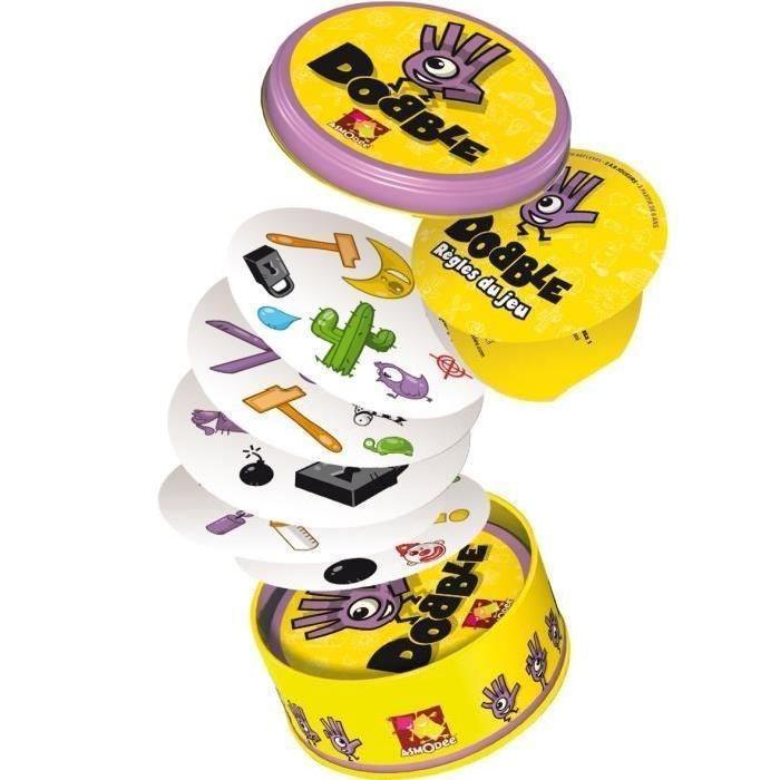 Dobble Jeu de société Achat / Vente cartes de jeu Dobble Jeu de