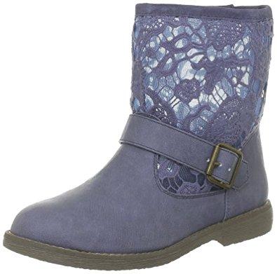 Coolway Poem, Boots femme Bleu (01 Blu), 36 EU