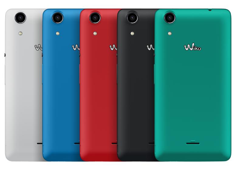 Wiko Rainbow Lite 4G Noir Achat smartphone pas cher, avis et