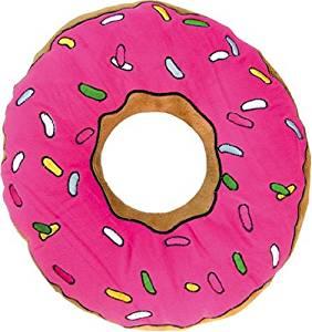 United Labels 0804289 Coussin Simpson en Forme de Donuts 40 cm
