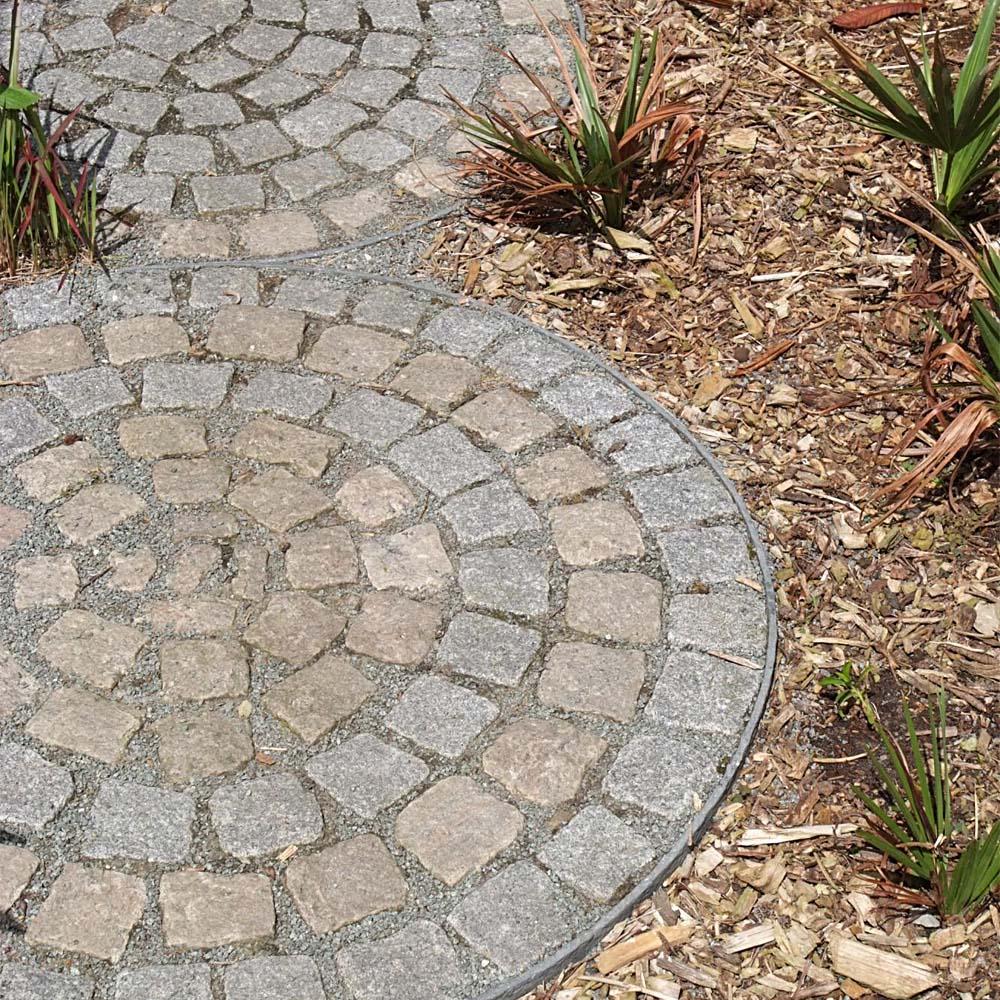 ECOLAT Bordure de pelouse Bordure de plate bande 12 cm 25 m