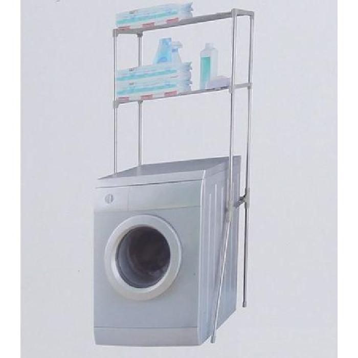 ETAGERE pour dessus lave (ou sèche) linge Conçue pour occuper l