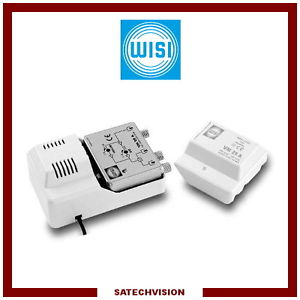 Amplificateur d'appartement WISI VM 29 A VHF gain 14 dB