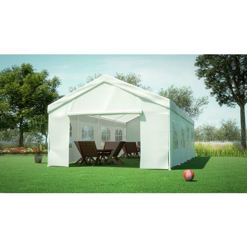 Alice'S Garden Chapiteau Lutèce 8x4m réception tente jardin