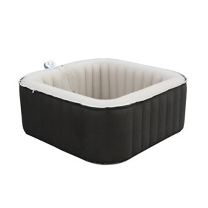 Spa Gonflable Buly Spa Portable Gonflable Rectangulaire 3/ 4
