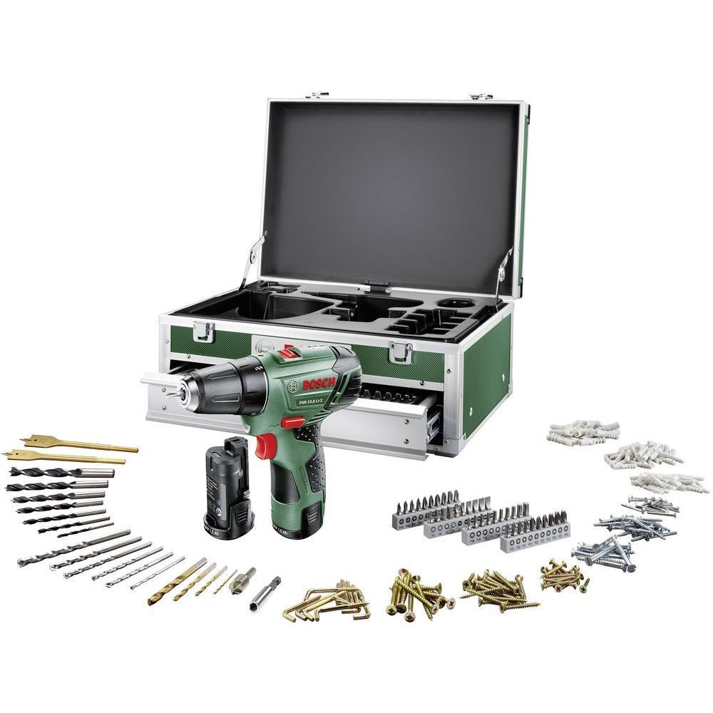 Perceuse Visseuse Sans FIL Bosch PSR 10 8 LI 2 Toolbox LI ION 10 8 V 1