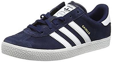 adidas Gazelle 2, Sneakers Basses mixte enfant: Chaussures