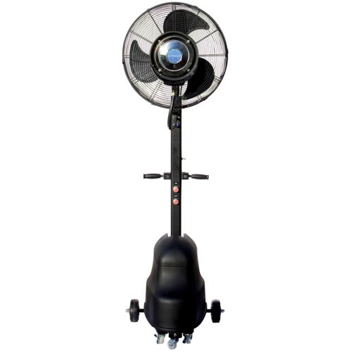 fresh Ventilateur brumisateur d'extérieur 3 vitesses 180cm pas