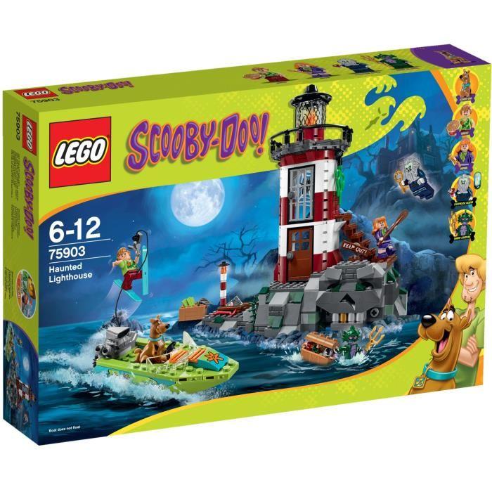 LEGO® Scooby Doo 75903 Le Phare hanté Achat / Vente assemblage