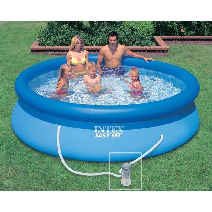 Piscine ronde autostable 3.05 x 0.76 m Achat / Vente piscine Piscine