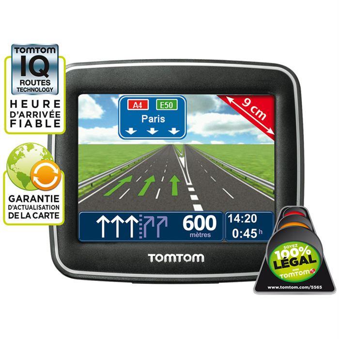 GPS TomTom Start Classic Europe Achat / Vente gps auto TomTom Start