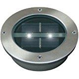Lumilife Spot LED encastrable extérieur solaire etanche IP68