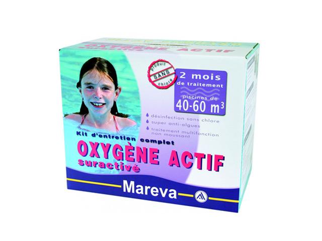 Mareva Traitement Mareva TCM OXYGENE ACTIF 2 mois ou 1 mois 1334116