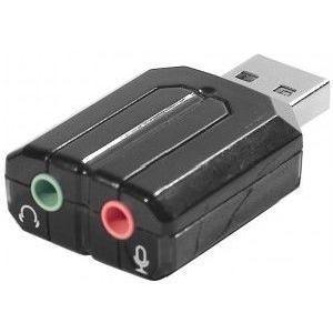 CARTE SON EXTERNE Dacomex Mini Carte Son USB 2.0