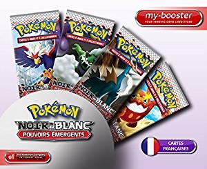 Pokémon POBW202 Jeu de cartes à jouer et à collectionner