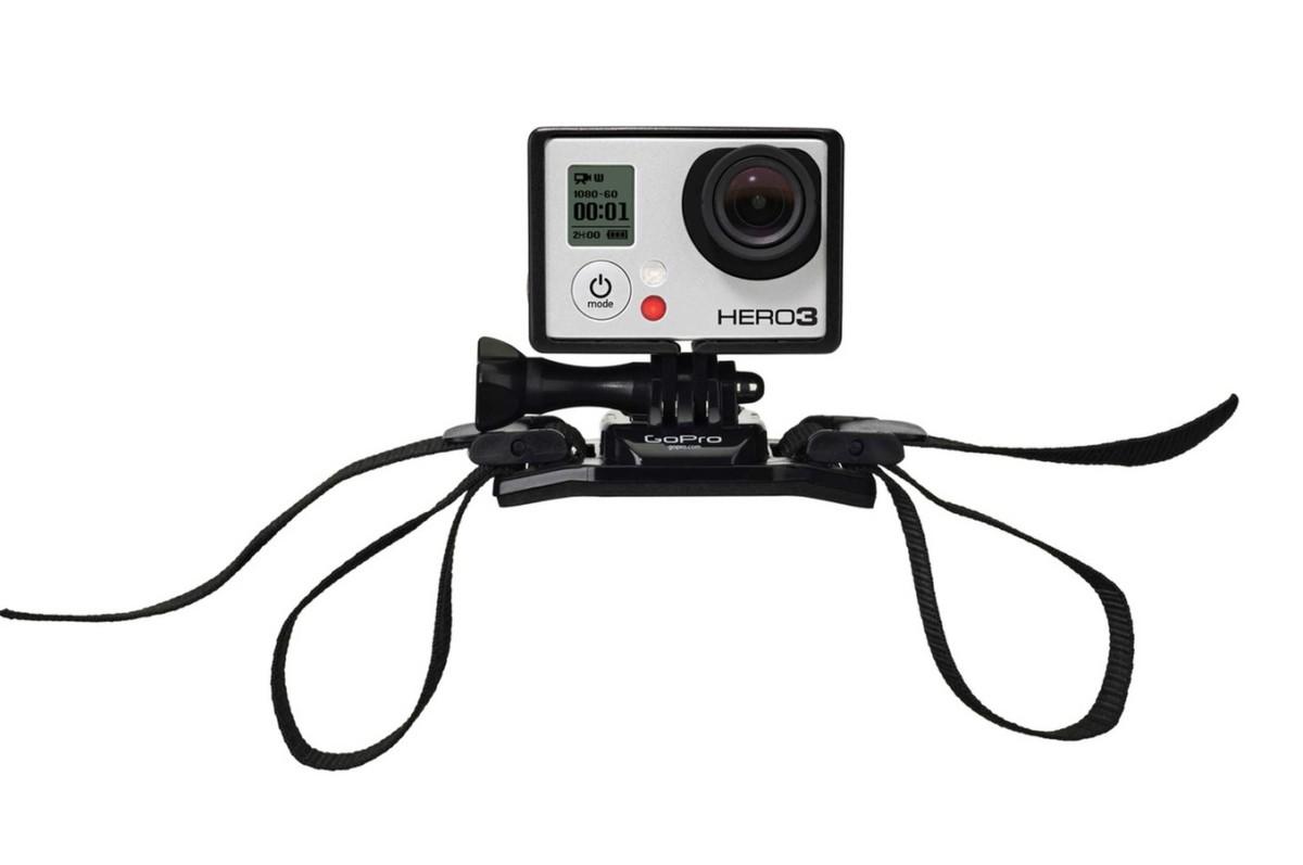 Accessoires pour caméra sport Gopro SANGLE CASQUE VENTILE (3693414