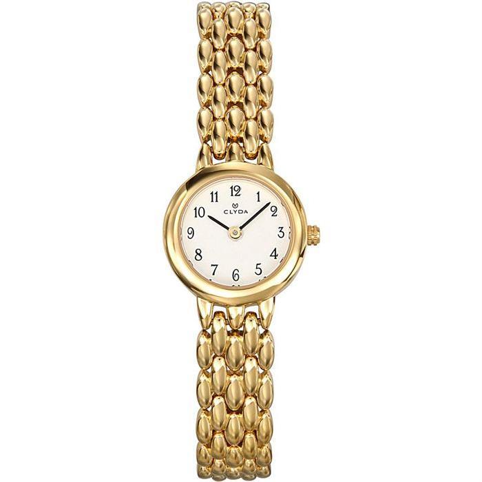 CLYDA ClA0062PABX Montre Femme Blanc, Achat/vente montre