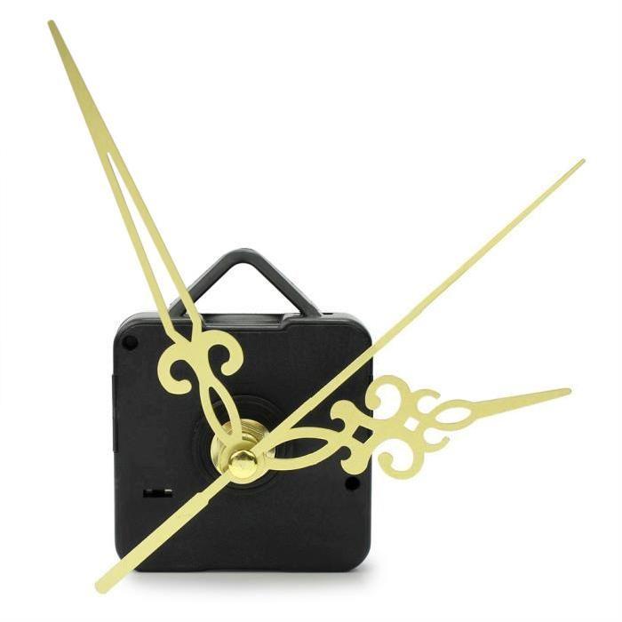 mouvement mecanisme d horloge quartz 3 aiguilles d