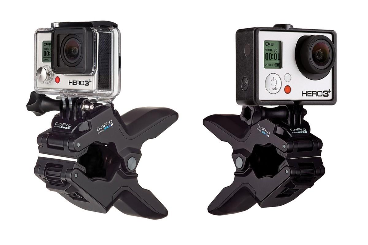 Accessoires pour caméra sport Gopro FIXATION MACHOIRE JAWS FLEX