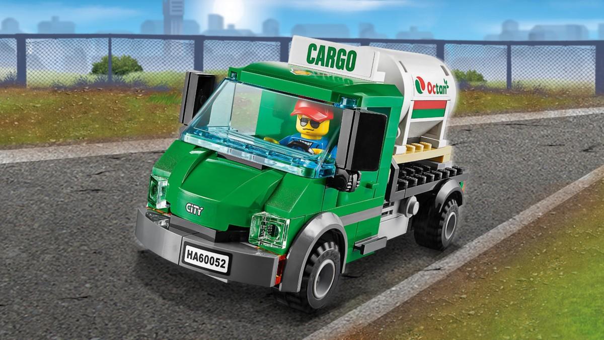 LEGO 60052 City Jeu de construction Le train de marchandises