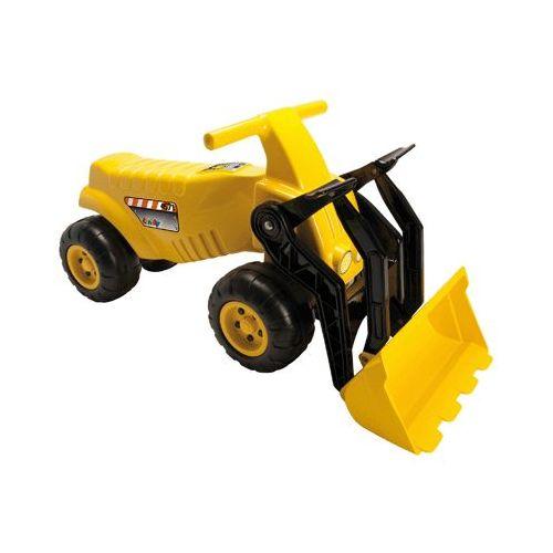 Dantoy Tracteur pelle géant 79cm pas cher Achat / Vente Jeux de