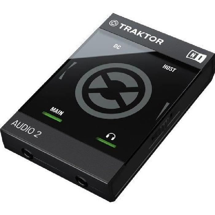 Native Instruments 22470 Traktor Audio 2 MK2 Interface audio DJing