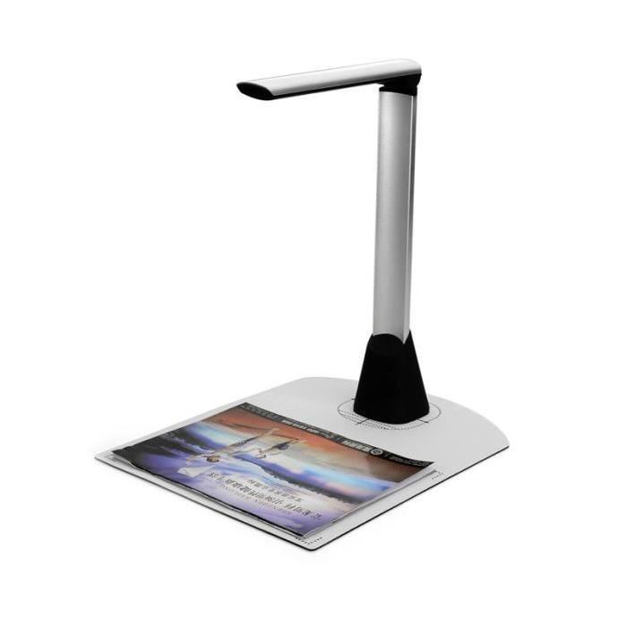 Mini Scanner de poche LED Multifonctionne Scanner portable COMS pour