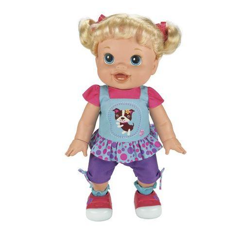 Hasbro Baby Alive Bébé apprend à marcher Baby Alive a grandi