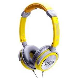 CASQUE AUDIO DESIGN RETRO iDANCE CRAZY 201 DJ PA HIFI STEREO ECOUTEUR
