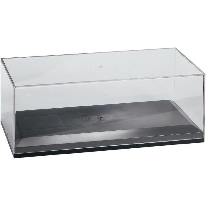 Vitrine transparente en acrylique Achat / Vente accessoire maquette