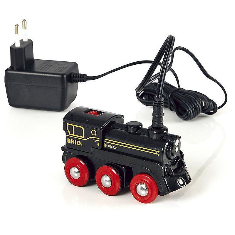 Train brio : locomotive rechargeable Brio
