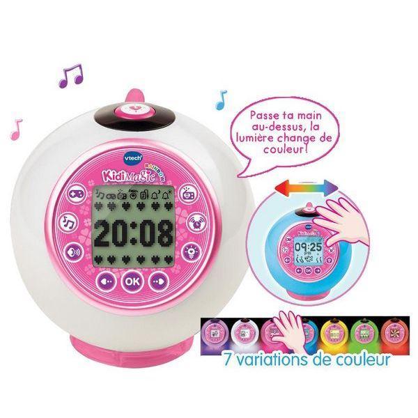 KidiMagic Rainbow Color + KidiPet Touch Chat Achat / Vente RÉVEIL
