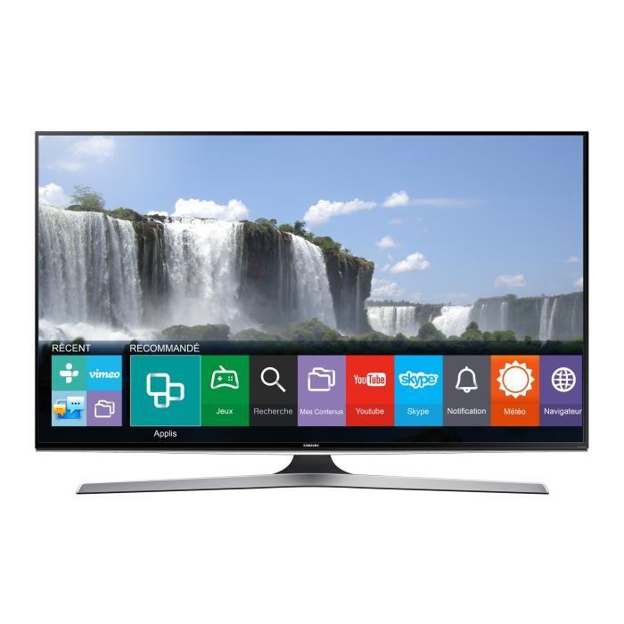 SAMSUNG UE55J6200 Full HD 138cm (55») Smart TV téléviseur