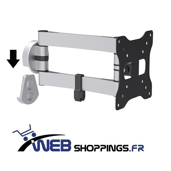 SUPPORT TV 3 AXES 215mm BATEAU CAMION CAMPING CAR Achat / Vente